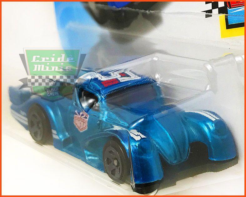 Hot Weels VW Fusca Split Racer - escala 1/64
