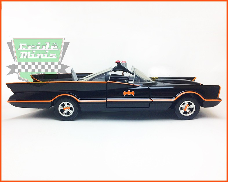 Jada Batman Classic TV Series - Batmovel 1966 - Escala 1/24