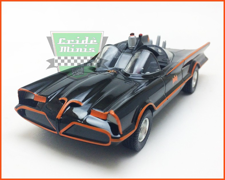 Jada Batman Classic TV Series - Batmovel 1966 - Escala 1/32