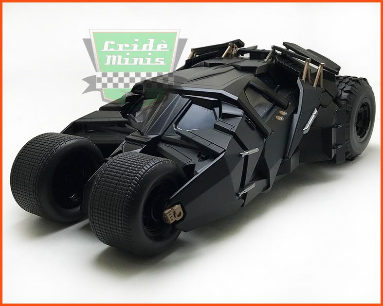 Jada Batmobile 2008 The Dark Knight Tumbler - Escala 1/24