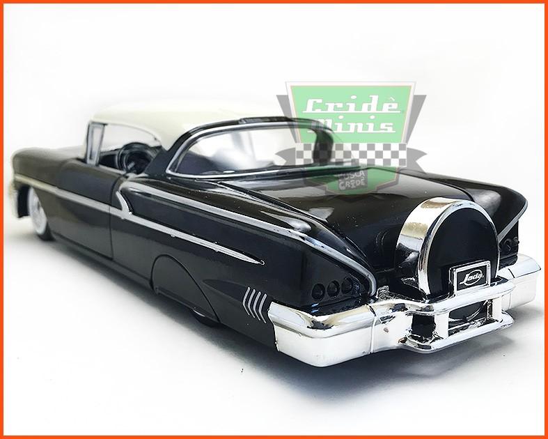 Jada Chevrolet Impala 1958 Classic - escala 1/24