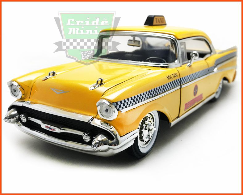Jada Chevy BelAir 1957 DEADPOOL  - Escala 1/24