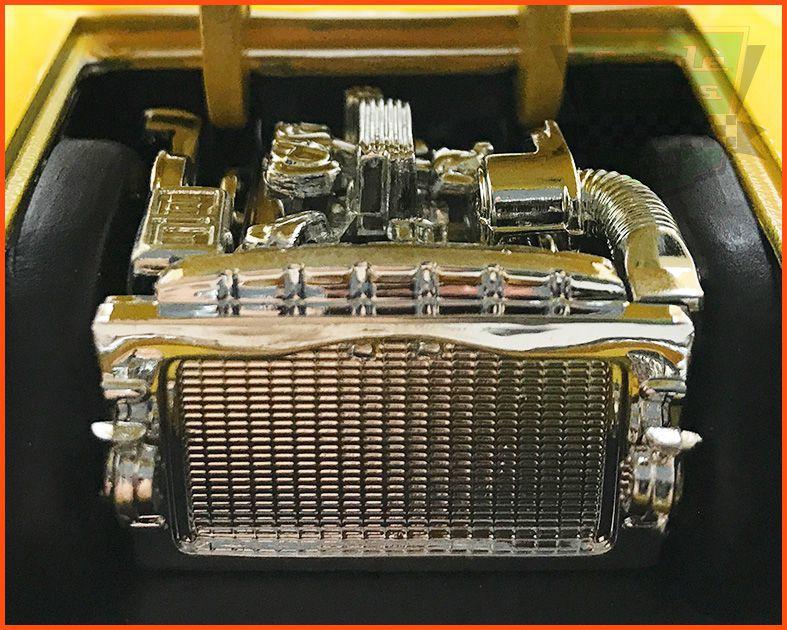 Jada Chevy BelAir 1957 DEADPOOL  - Escala 1/24