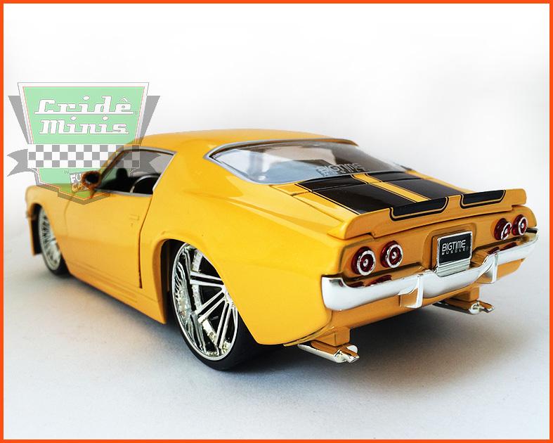 Jada Chevrolet Camaro SS 1971 - escala 1/24