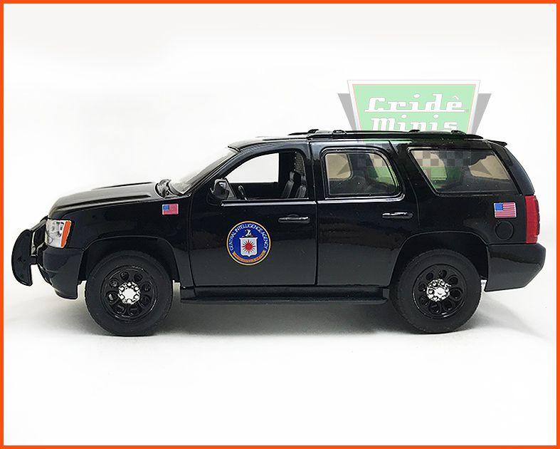 Chevy Tahoe CIA 2010 - escala 1/24