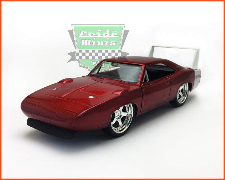 Jada Dodge Charger Daytona 1969 - escala 1/32