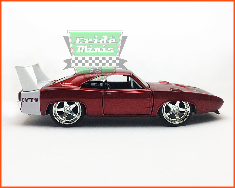 Jada Dodge Charger Daytona 1969 - escala 1/32
