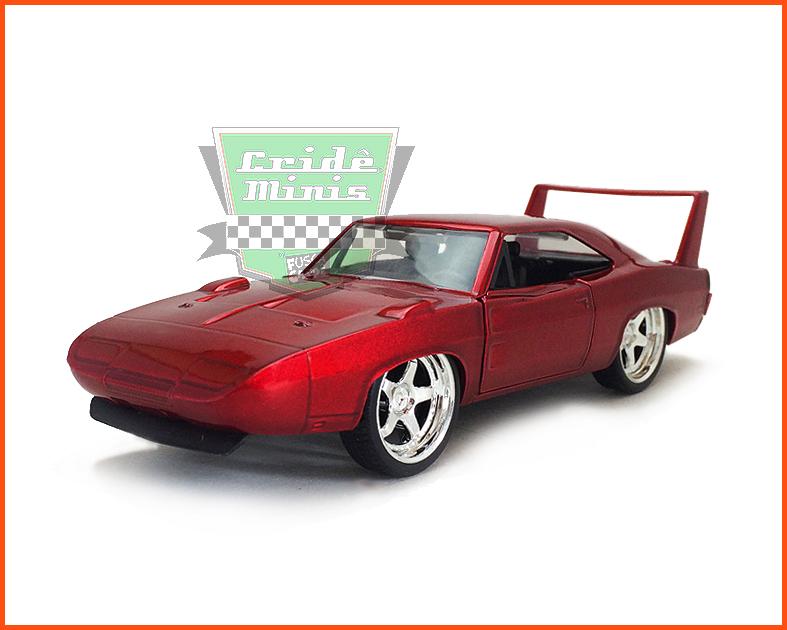 Jada Dodge Charger Daytona 1969 - Velozes & Furiosos - escala 1/32
