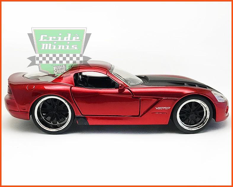 Jada Dodge Viper SRT10 2008 - escala 1/32