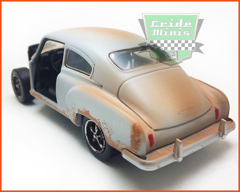 Jada Dom's Chevy Fleetline - Velozes & Furiosos 8 - escala 1/32