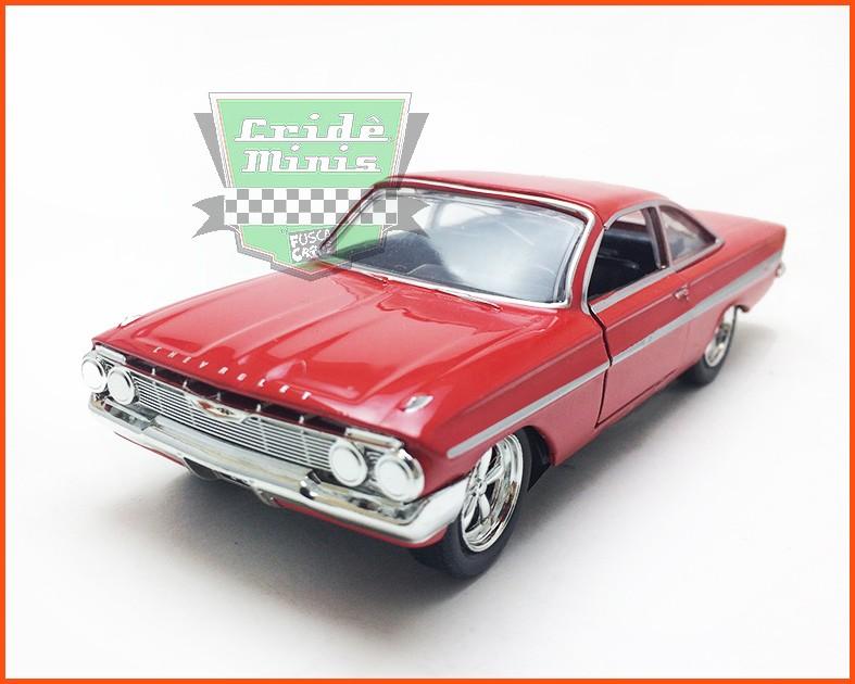 Jada Dom's Chevy Impala - Velozes & Furiosos 8 - escala 1/32