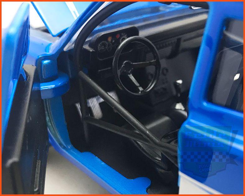 Jada Ford Escort - Velozes e Furiosos - escala 1/24