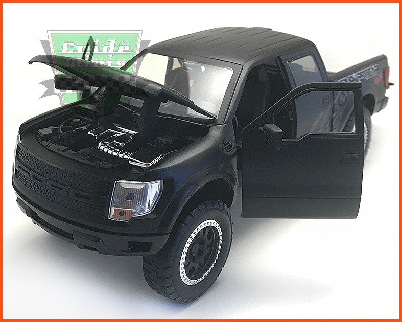 Jada Ford F-150 RAPTOR 2011 - escala 1/24