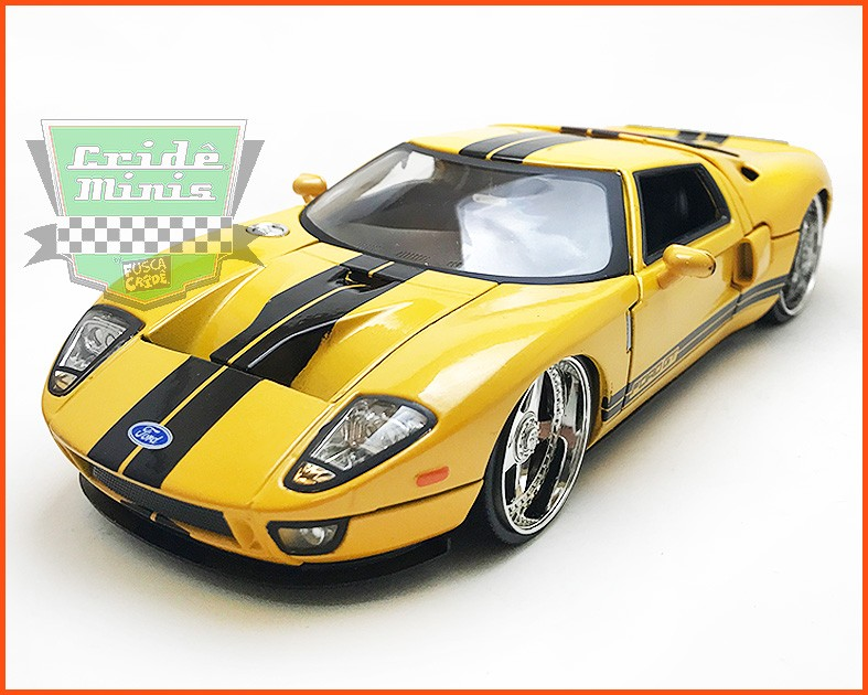Jada Ford GT 2005 - escala 1/24