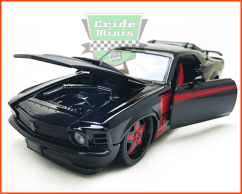Jada Ford Mustang BOSS 429 1970 - escala 1/24