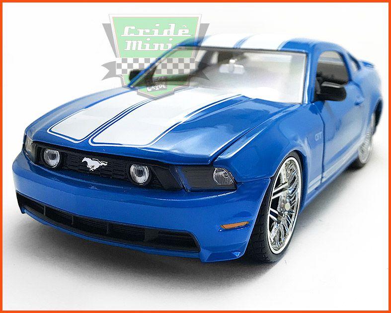 Jada Ford Mustang GT 2010 - escala 1/24