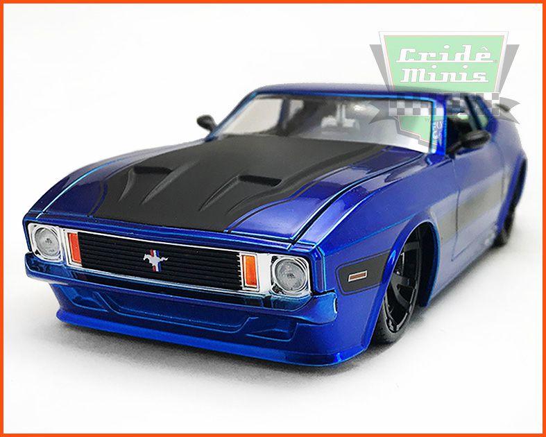 Jada Ford Mustang Mach11973 - escala 1/24