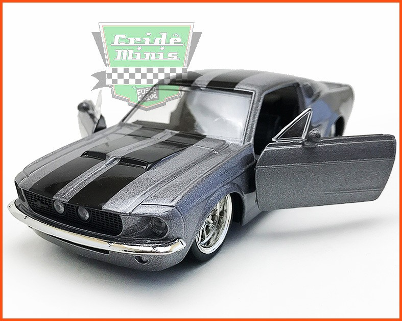 Jada Ford Mustang Shelby GT-500 Eleanor - escala 1/32