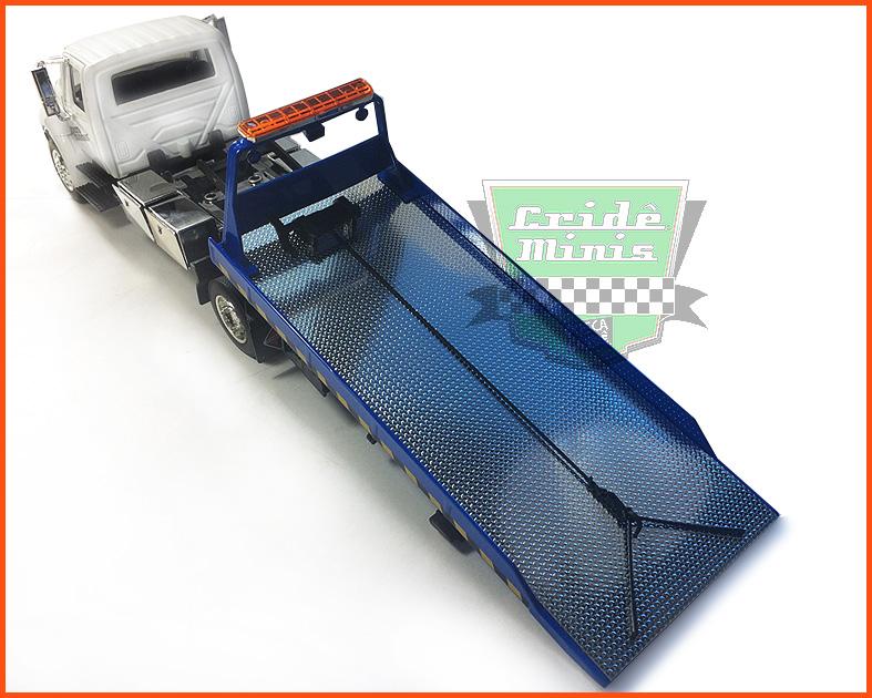 Jada Guincho Internacional Flat Bed Velozes & Furiosos - Escala 1/24