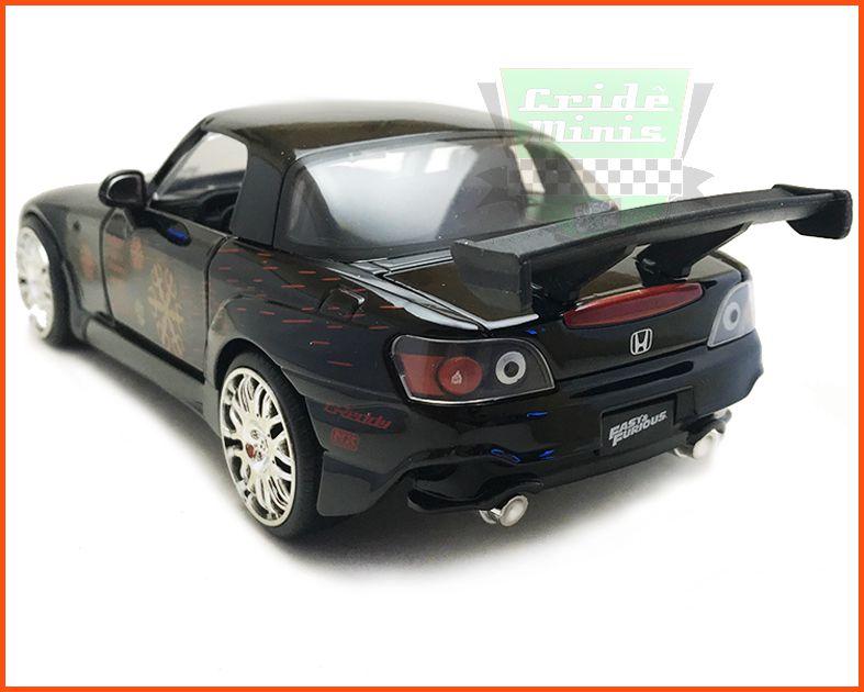 Jada Johnny´s Honda S2000 - Velozes & Furiosos - escala 1/24