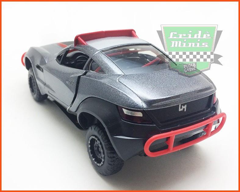 Jada Letty's Rally Fighter - Velozes & Furiosos - escala 1/32