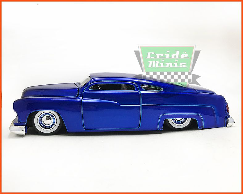 Jada Mercury 1951 Custom - escala 1/24