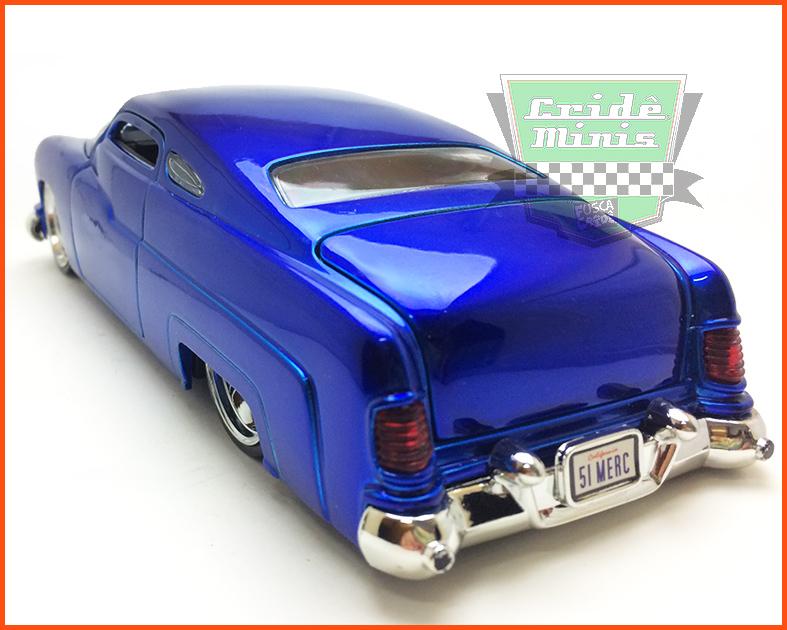 Jada Mercury 1951  - escala 1/24