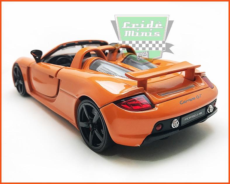 Jada Porsche Carrera GT  - escala 1/24