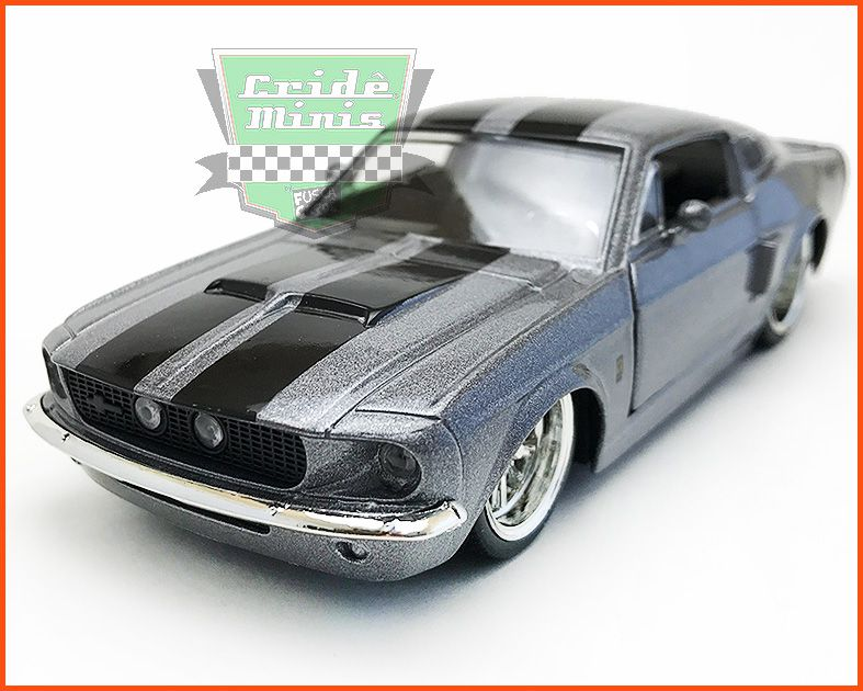 Jada Shelby GT500 1967 - escala 1/32
