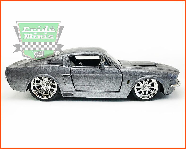 Jada Shelby GT500 1967 - escala 1/32
