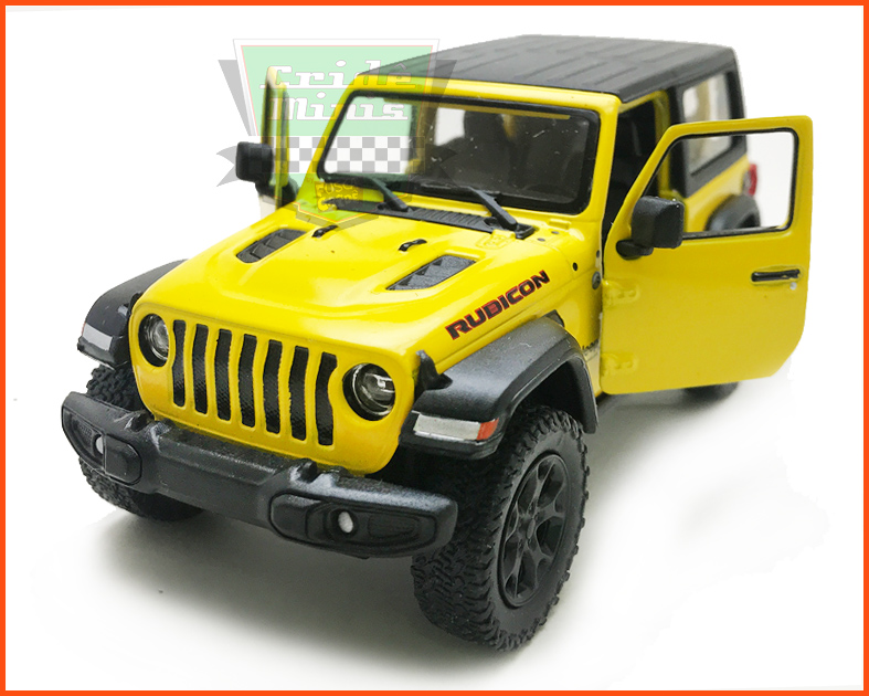 Jeep Wrangler 2018 - escala 1/32