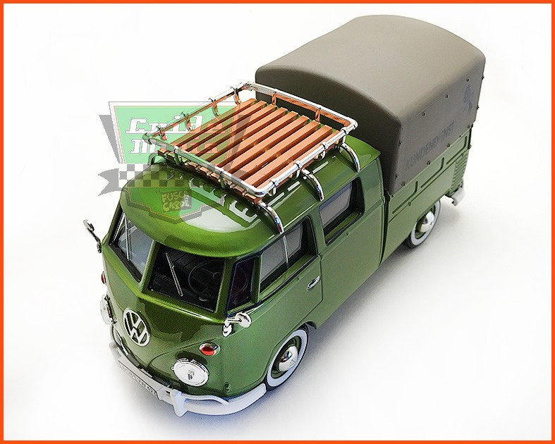Kombi Cabine Dupla Kundendienst 1969 - escala 1/24