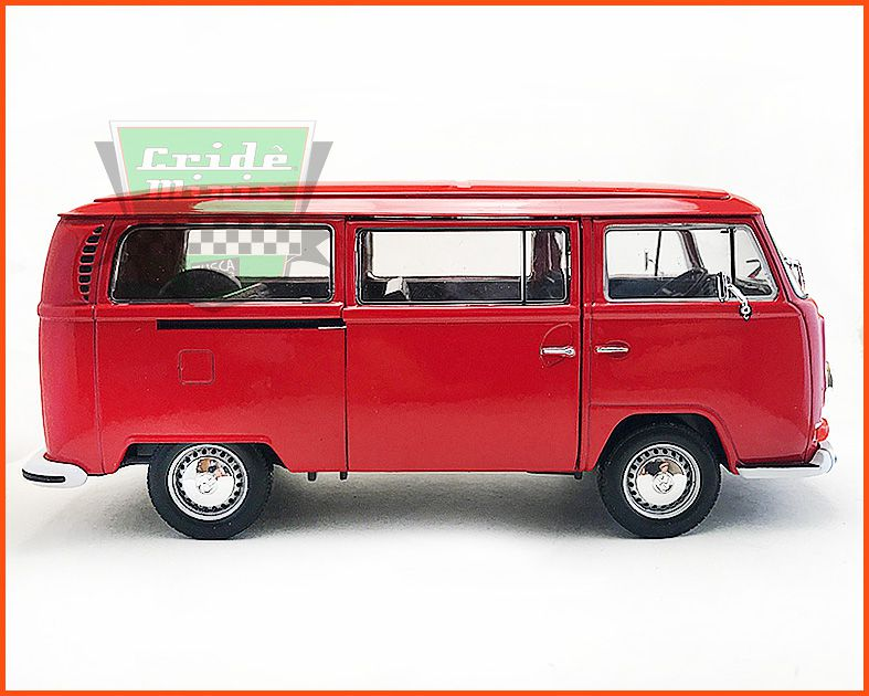 Kombi Type 2 1972 - escala 1/24