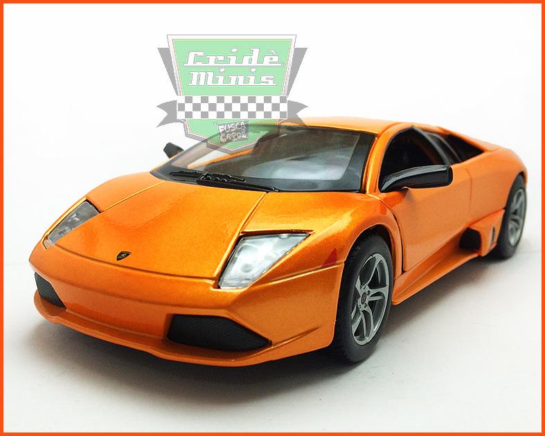 Lamborghini Murciélago LP640 - escala 1/24
