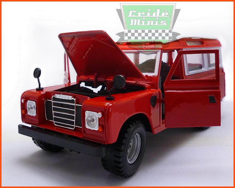Land Rover - Série Limitada - escala 1/24