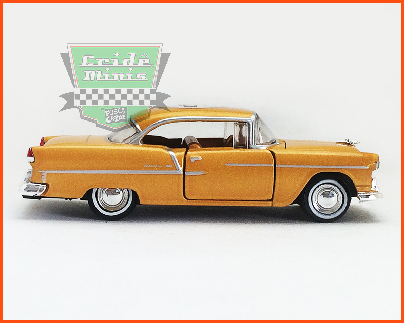 M2 Chevrolet Bel Air 265 1955 - Ed. Premium - escala 1/64
