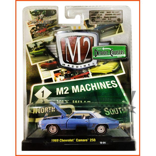 M2 Chevrolet Camaro 250 1969