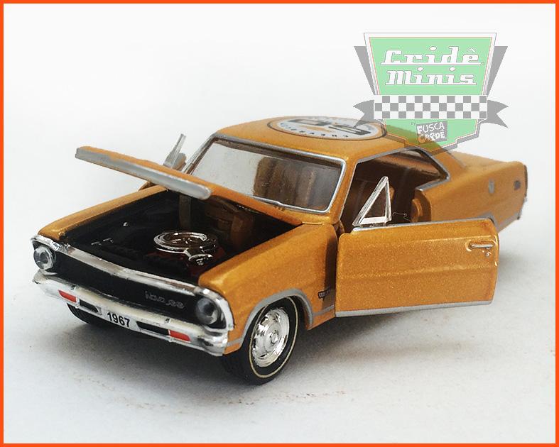 M2 Chevrolet Nova SS 283 1967 - Ed. Premium - escala 1/64