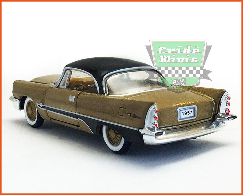 M2 DeSoto Adventure 1957 Edição Premium - escala 1/64