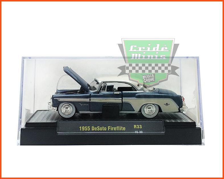 M2 DeSoto Fireflite 1955 - Premium Edition - escala 1/64