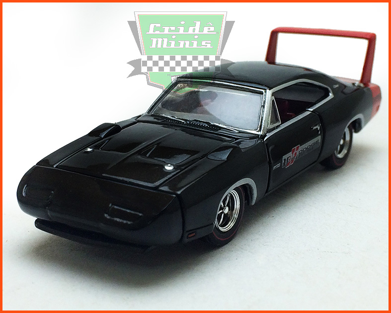M2 Dodge Charger Daytona HEMI 1969 100 Anos - escala 1/64