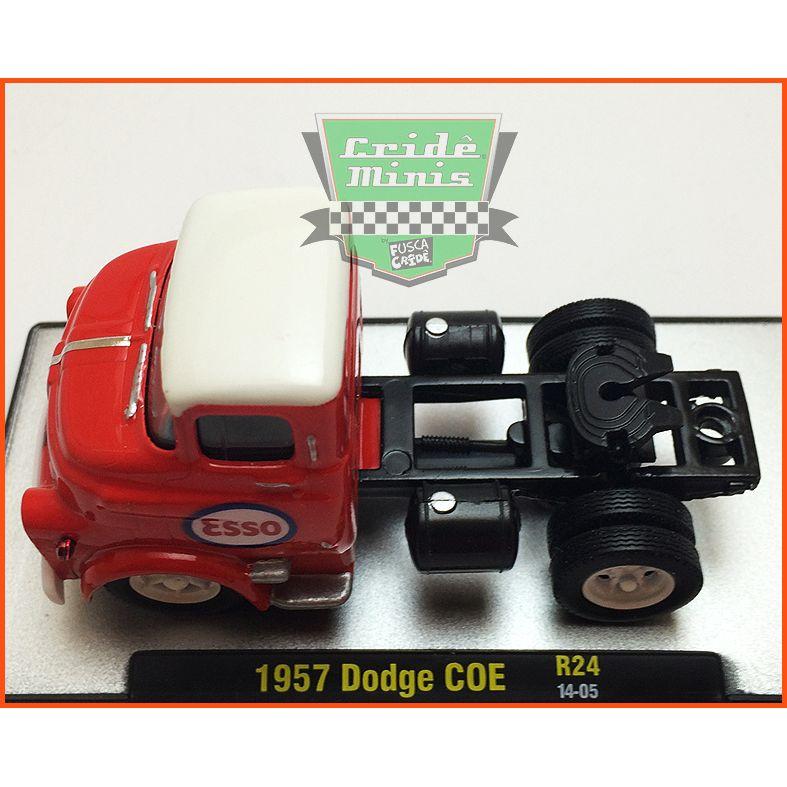 M2 Dodge COE 1957 ESSO 10 dias de produção - escala 1/64