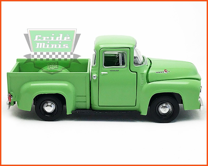 M2 Ford F-100 1956 - escala 1/64