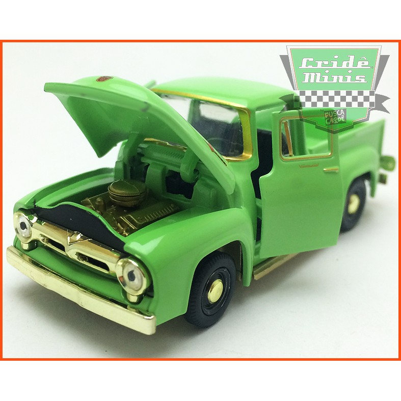 M2 Ford F-100 1956 - CHASE - escala 164
