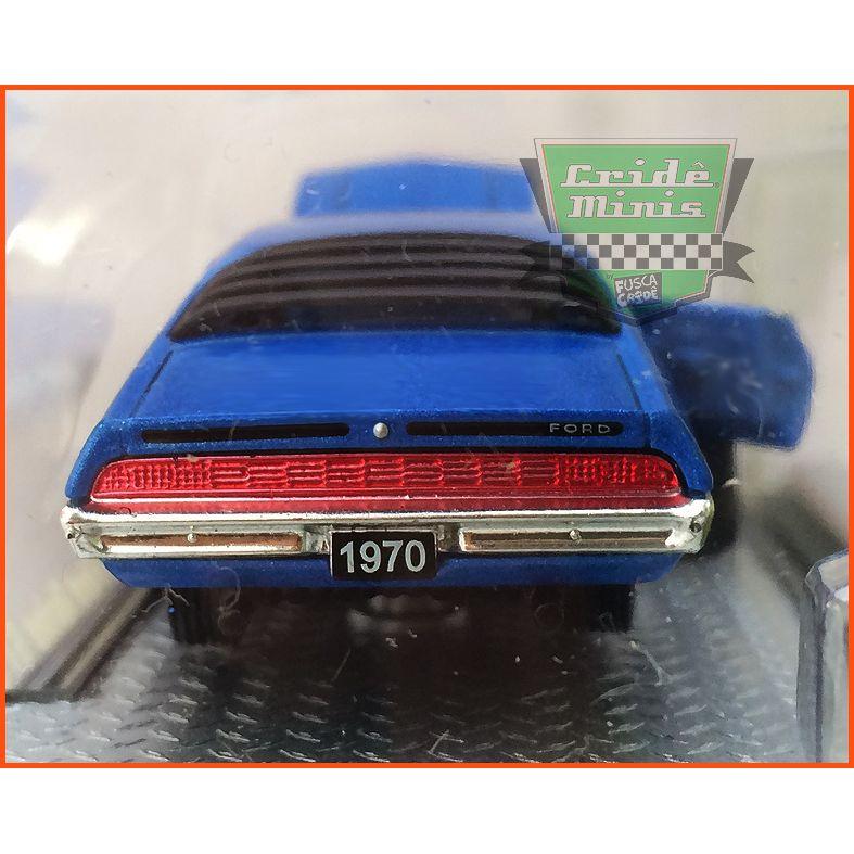 M2 Ford Torino GT 351 1970 - escala 1/64