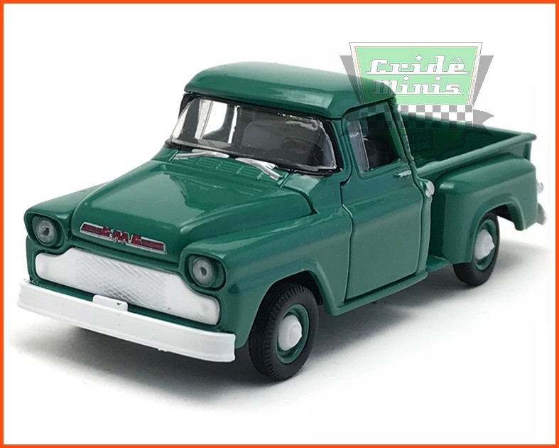 M2 GMC Fleet Option Truck 1958 - escala 1/64 - MODELO RARO