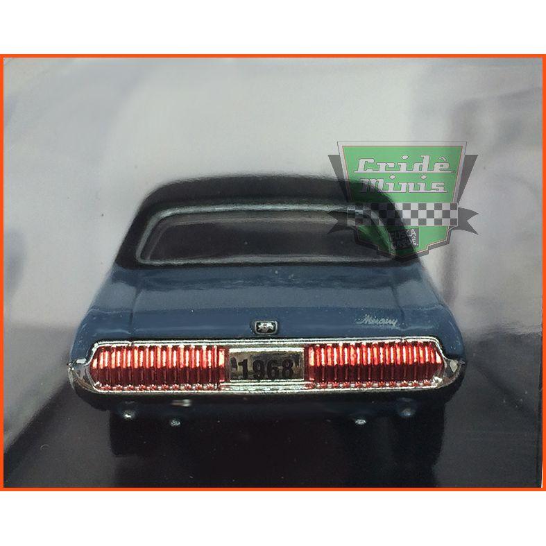 M2 Mercury Cougar XR-7 1968 - Ed. Lim. 5.000 unid. - escala 1/64