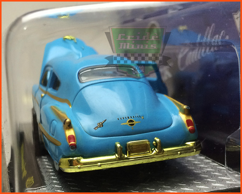 M2 Oldsmobile 1950 - CHASE 500 Unidades no Mundo! - escala 1/64