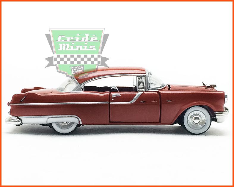 M2 Pontiac Star Chief 1955 - Edição Premium - escala 1/64