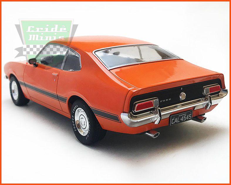 Maverick GT 1974 - Carros Nacionais - escala 1/24